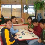 Winter Break! Poker @.... Del Taco.....